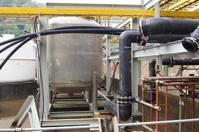 Minerals processing plant